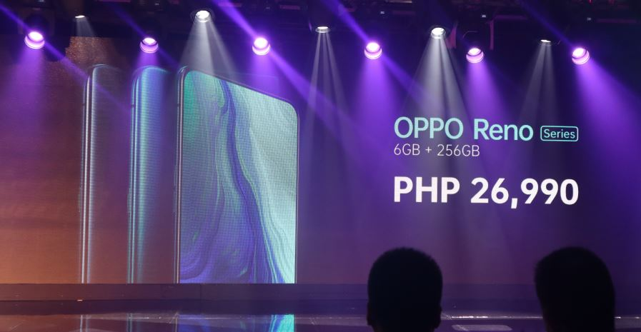 OPPO Reno is now available in the Philippines.