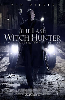 Poster The Last Witch Hunter 2015 Dual Audio HD 720p