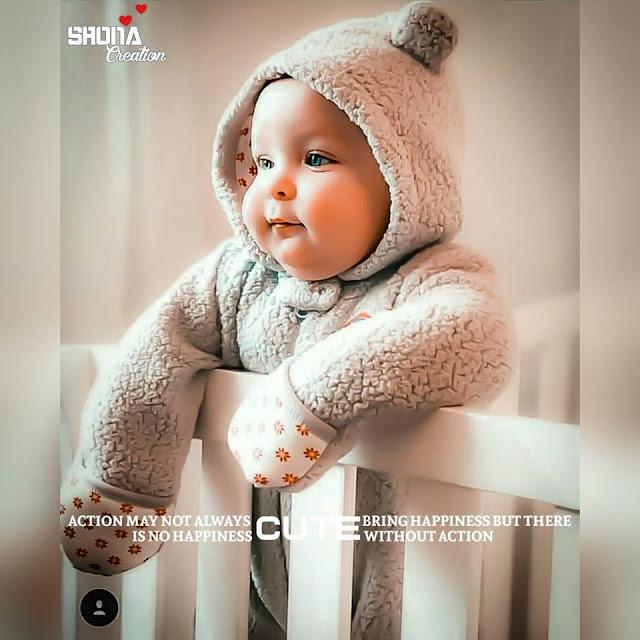cute cheeks baby