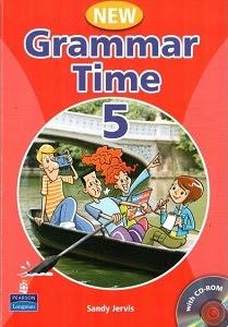 New Grammar Time 5 - Sandy Jervis