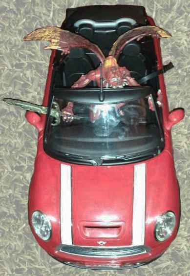 Balrog in Mini