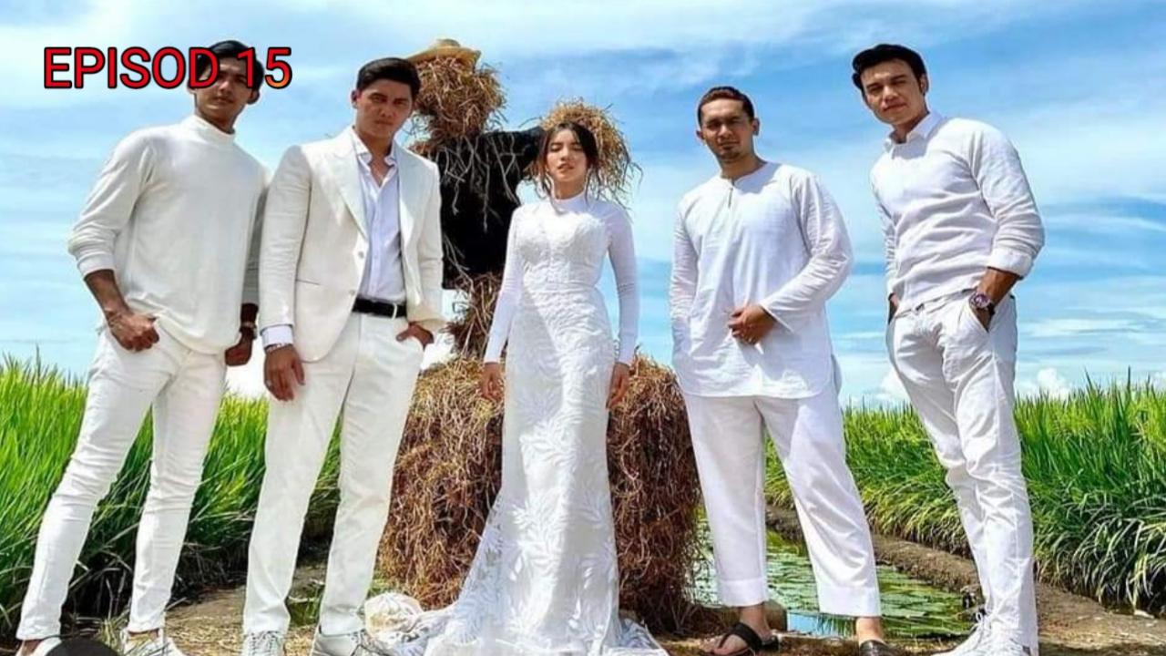 Tonton Drama Bidadari Salju Episod 15 (TV3)