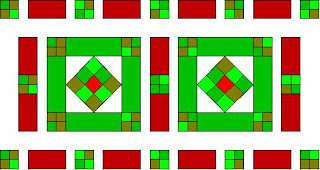 Holiday Quilted Table Runner Quilt Pattern