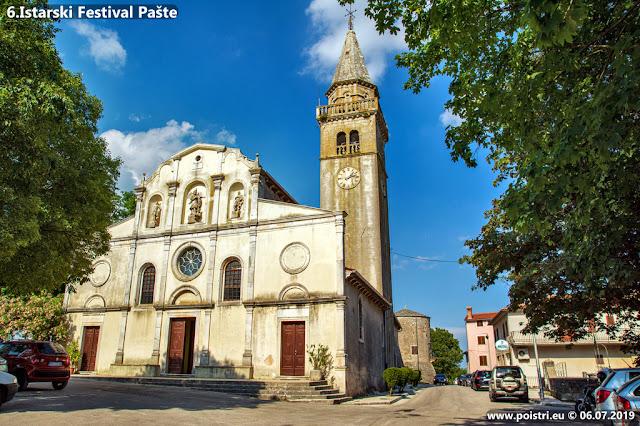 Crkva svetog Mihovila Žminj
