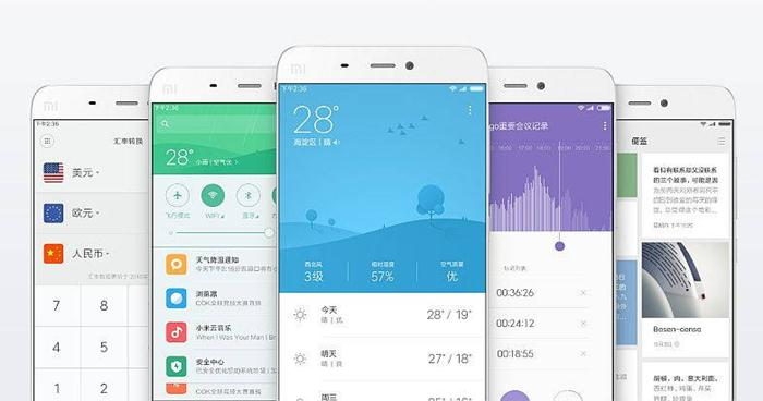 Lenovo A6000 MIUI 8 6.12.1 Global Lollipop (5.1.1)
