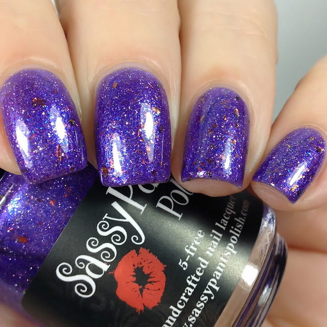 Sassy Pants Polish-Comfy Sweater