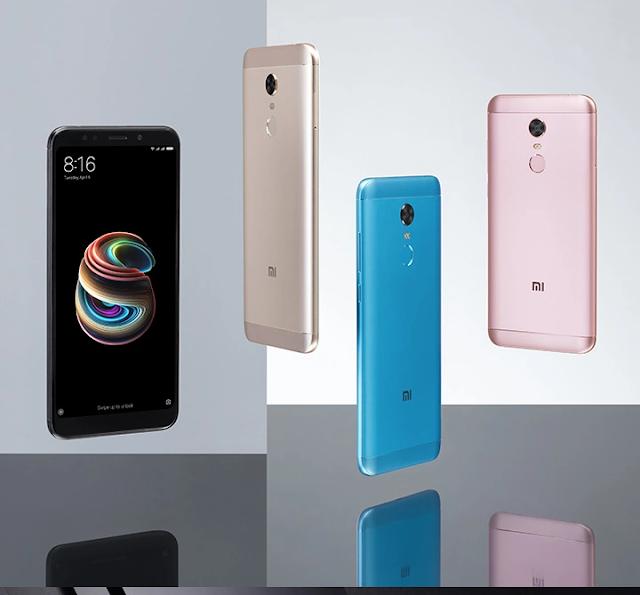 Redmi Note 5 and Redmi Note 5 pro