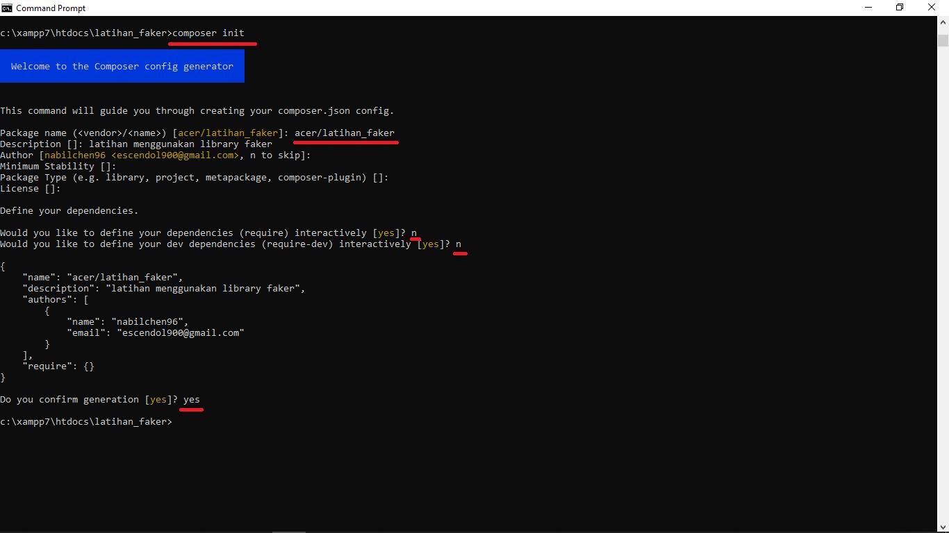 cara membuat ribuan data dummy di mysql dan php