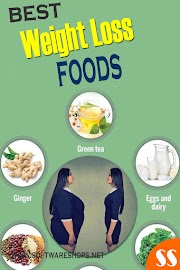 The Best WEIGHT LOSS FOODS
