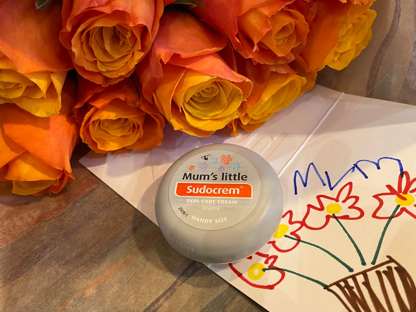 mothers day sudocrem