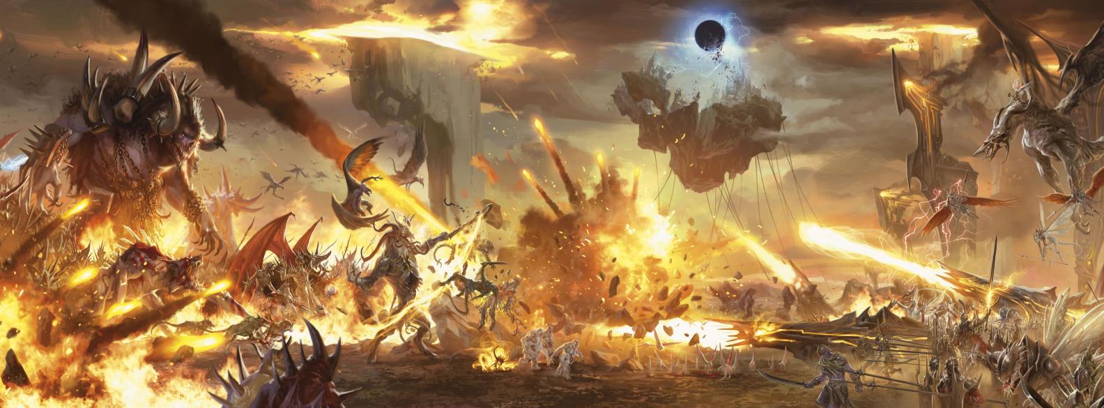 Reseña D&D - Mordenkainen's Tome of Foes - La Guerra de Sangre