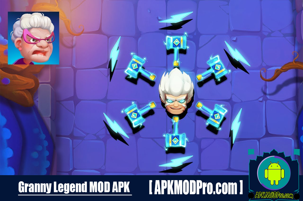 Download Granny Legend MOD APK 1.1.1 (MOD Unlimited Money) For Android