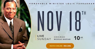 VIDEO REPLAY: Sunday message from Chicago and report on Iran trip 11-18-2018