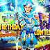 Birthday Art Contest Winners