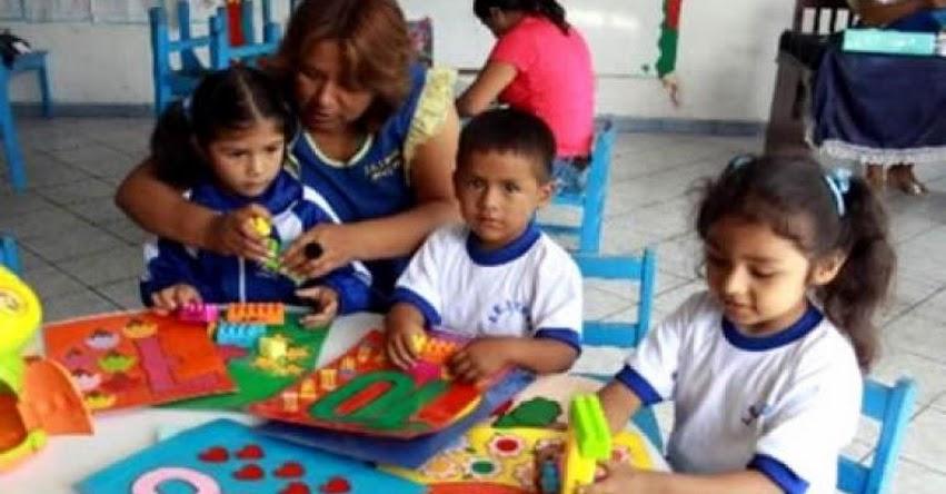 MINEDU capacitará a maestros de nivel inicial antes de que rindan Evaluación de Desempeño Docente - www.minedu.gob.pe