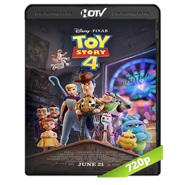 Toy Story 4 (2019) HDRip 720p Audio Dual Latino-Ingles