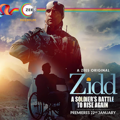 Zidd Web Series Cast, Wiki, Release date, Trailer, Video and All Episodes
