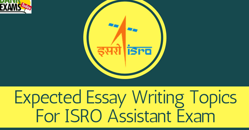 Expected essay topics for competitive exams