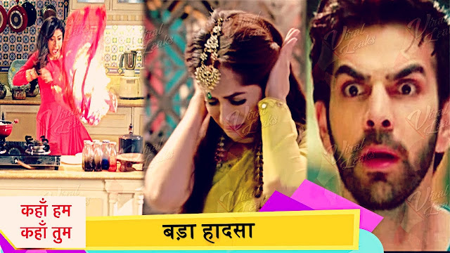 Future Story : Deadly troubles in Rohit and Sonakshi's love life in Kahan Hum Kahan Tum