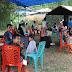 Puluhan Anak Melaksanakan Sunat dan Ratusan Masyarakat Mendapat Pengobatan Gratis Oleh Yonif 131/BRS Saat Latihan Pratugas Satgas Pamtas RI-PNG 2021