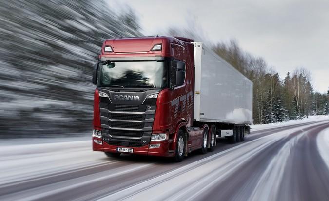 Scania ultrapassa marca de meio milhão de caminhões e ônibus conectados em todo o mundo