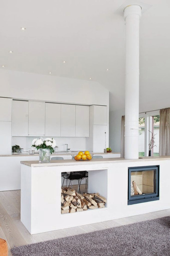Chimeneas calor de hogar - Venca hogar cocina ...