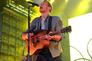 Coldplay em Avenida Brasil