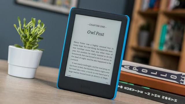 4. Amazon Kindle Kids Edition