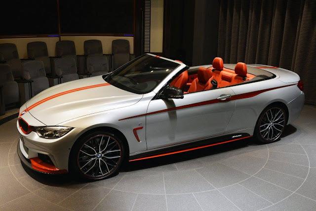 نسخة غير تقليدية من BMW 435i M كابورليه