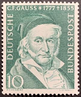 Germany, Bundesrepublik Deutschland, Carl Friedrich Gauss
