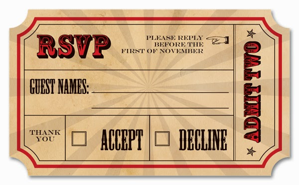 How to RSVP