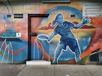 Dickson Street Art | John VOIR