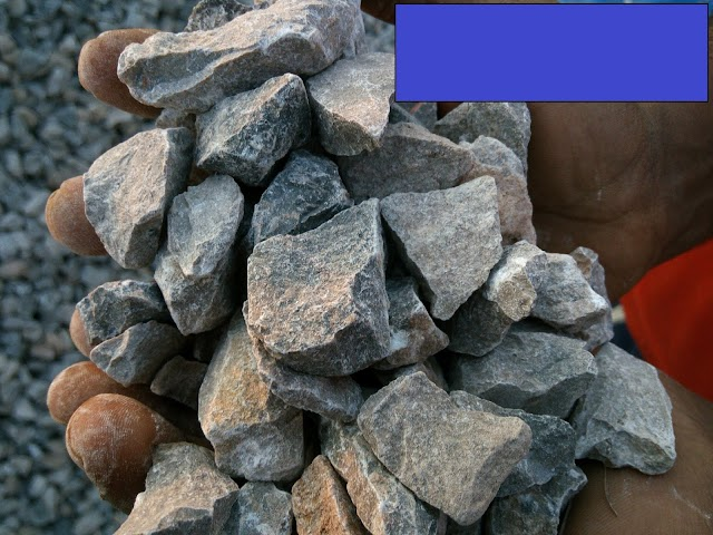 What are the Materials Used in RCC Works and Details Description.