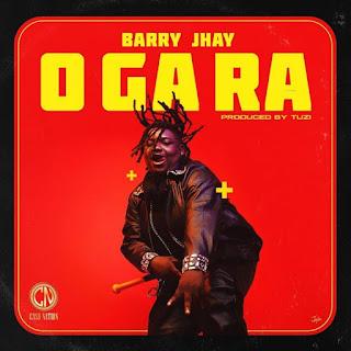 MUSIC: Barry jhay – O GA RA - toyloaded.com