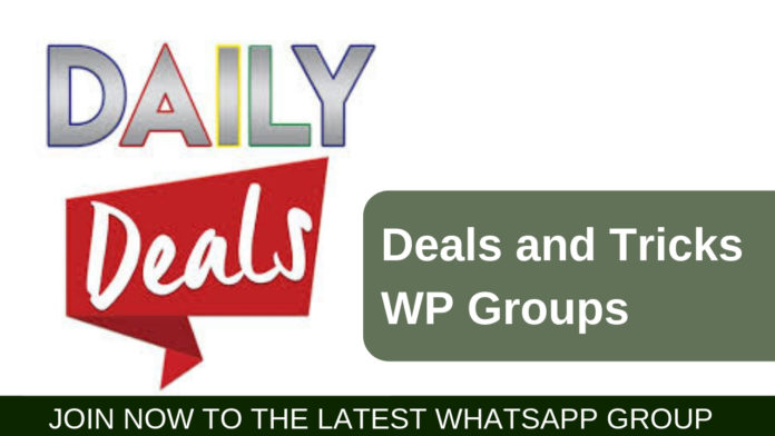 Deals and offers Whatsapp Group 2019 Collection | Tip kerala