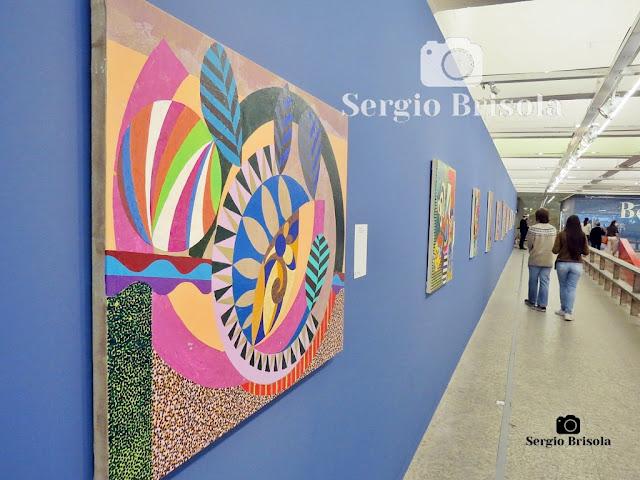 Exposição Beatriz Milhazes - MASP (galeria)