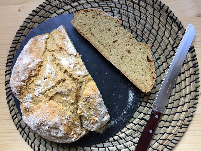 irish soda bread receta