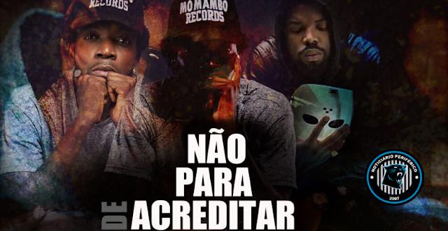 O rapper e produtor angolano Davejú junto com Eman Gee prepara single novo