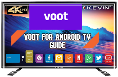Voot for android Tv