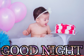 Good night baby image, good night baby pic, good night image hd