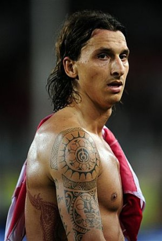 Tatuaje De Un Brazalet...
