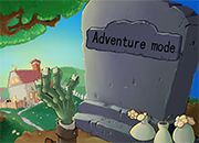Plants Vs Zombies Adventure Mode