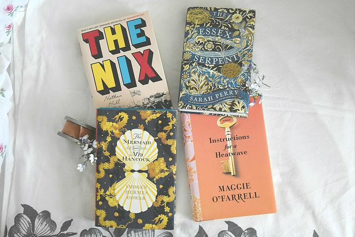 Bücher-Lesemonat-The Nix-The Essex Serpent