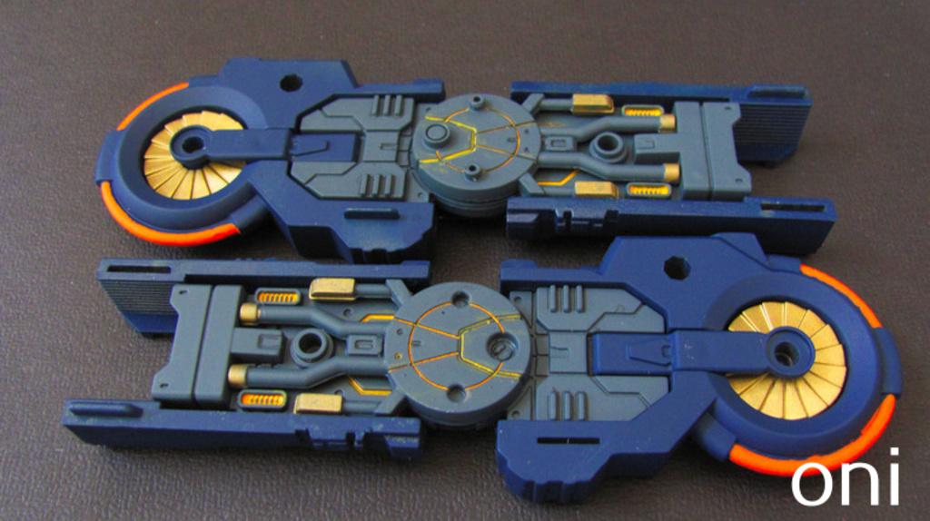 Custom Build: MG 1/100 Gundam Astray Blue Frame Powered Arms + Lohengrin Blaster