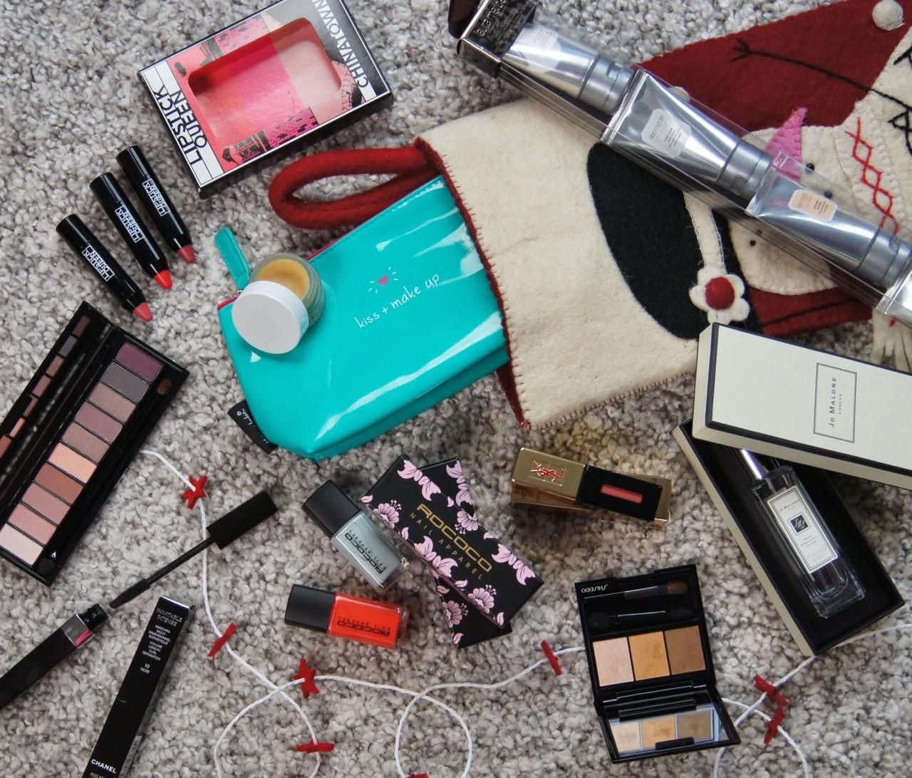 christmas beauty stocking filler ideas for her