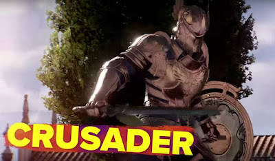 Crusader, Class Guide,Bless Unleashed