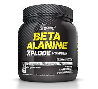 suplemen beta alanine