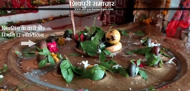 श्री सिद्धेश्वर महादेव शिवपुरी की कथा: ओमकारेश्वर से आया था शिवलिंगम - shri siddheshwar shiv temple shivpuri
