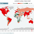 World Economy and Society: World debt comparison