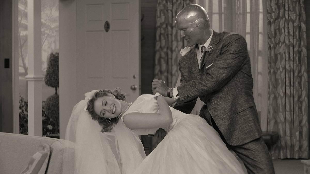Pernikahan Wanda dan Vision